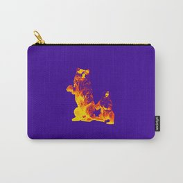 Ours Republique purple Carry-All Pouch