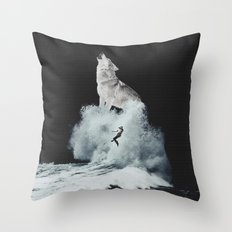 Kindred Spirit VII Throw Pillow