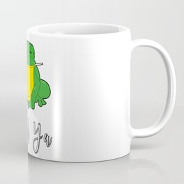 Toad Ya Funny Toad Frog Amphibian Biologist Medical Student Coffee Mug