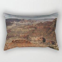 Grand Canyon Storm Rectangular Pillow