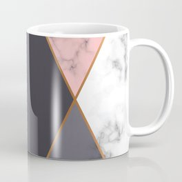 Marble Geometry 018 Coffee Mug