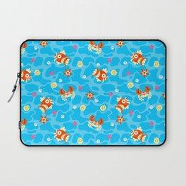 Bubble Beach Laptop Sleeve