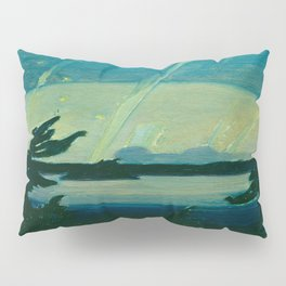 J.E.H. MacDonald Aurora, Georgian Bay, 1931, Canadian Art Pillow Sham