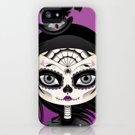 She's In Parties iPhone Case