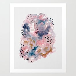 Leigh Art Print