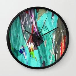 Living Water Wall Clock