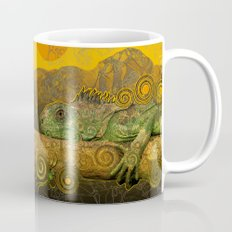 Just Chilling and Dreaming...(Lizard) Mug