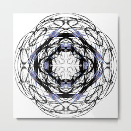 Fairy Ring Metal Print