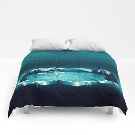 Frozen Magic Comforters