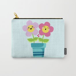 Kawaii Spring lovers Carry-All Pouch