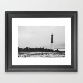 Guide Me to Shore Framed Art Print