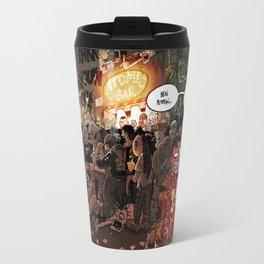 LA GUERRE / THE WAR Travel Mug