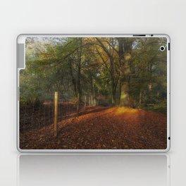 Through Ten Acre Wood Laptop & iPad Skin