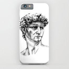 David iPhone Case