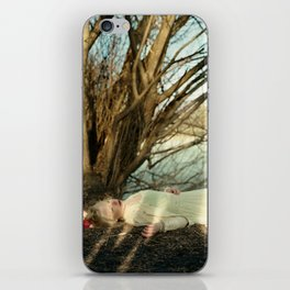 Qu'ils mangent de la brioche XI - Marie Antoinette iPhone Skin