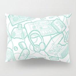 Audiophile Graveyard Pillow Sham