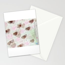 Mahal Kita 4 Stationery Cards