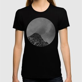 Stormy, Winter Mountain T-shirt