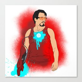 I am Iron Man. [with out saying] Canvas Print