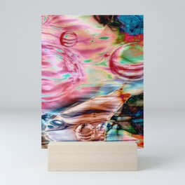 Spheres Mini Art Print