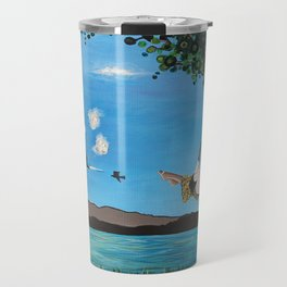 Summer Days Travel Mug
