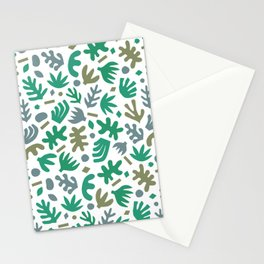 Matisse Paper Cuts // Jungle Leaves Stationery Cards