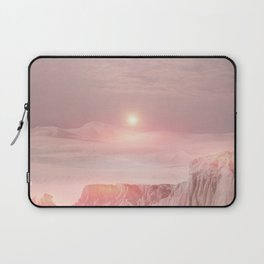 Pastel desert Laptop Sleeve
