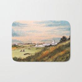 Royal Birkdale Golf Course Bath Mat