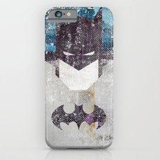 Bat grunge superhero iPhone 6 Slim Case