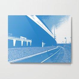 Bridge 5 Metal Print