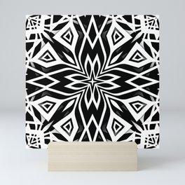 Black White   Leyana Mini Art Print