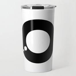 think icon Travel Mug