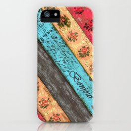 Oh lala... iPhone Case
