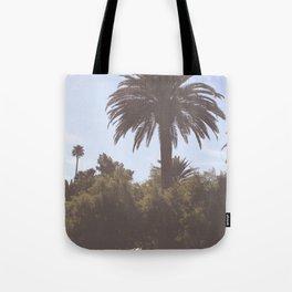 Las Vegas Palm Trees Tote Bag