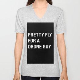Drone Guy Unisex V-Neck