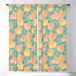 Apricots Blackout Curtain