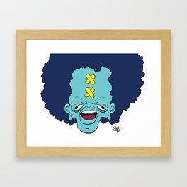 HarHar Framed Art Print
