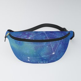 Constellation Libra Fanny Pack