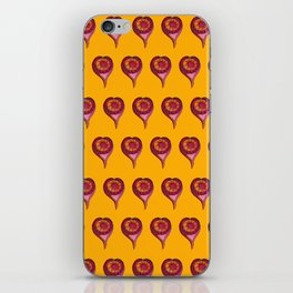 Amor a can Love iPhone Skin