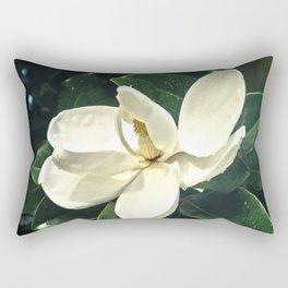 A New Day Begins Rectangular Pillow