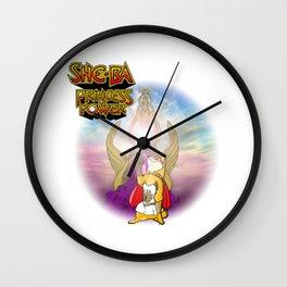 She-Ba Wall Clock