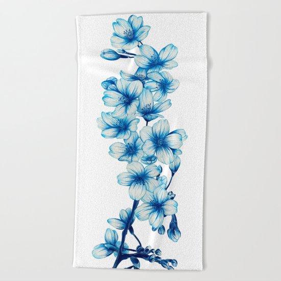 For Yuko Beach Towel