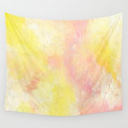 Sunscreen & Petunias Wall Tapestry