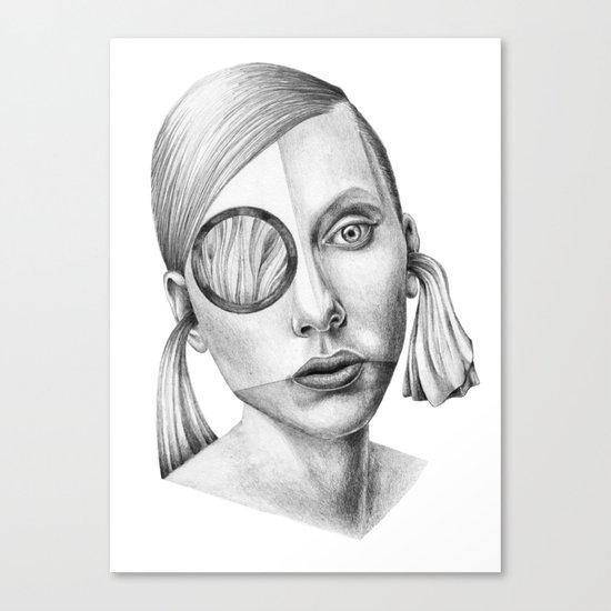 Grazia! Canvas Print