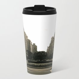 New York Streets Travel Mug