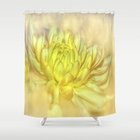 marina Shower Curtains featuring Marina by Imagevixen