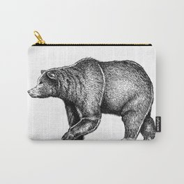 Bear ink Carry-All Pouch