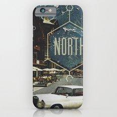 666 miles north iPhone 6s Slim Case