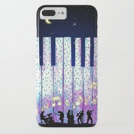 Harmony In The Night iPhone Case