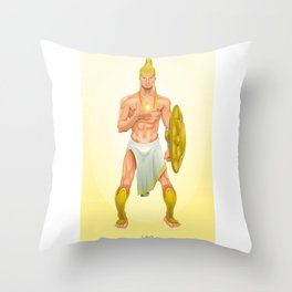 LEO, 5th zodiacal sign. Throw Pillow